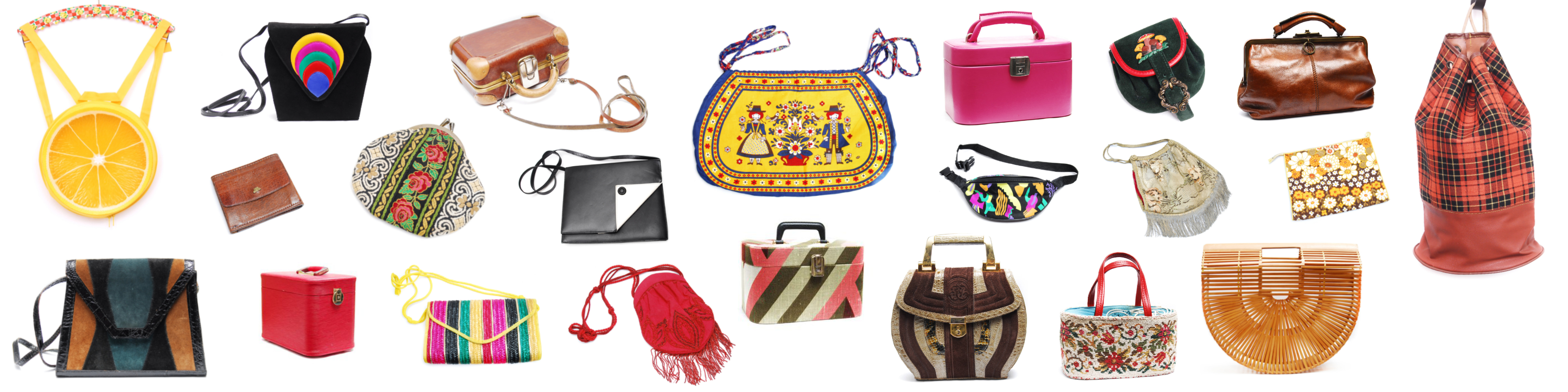 Vintage bags & cases